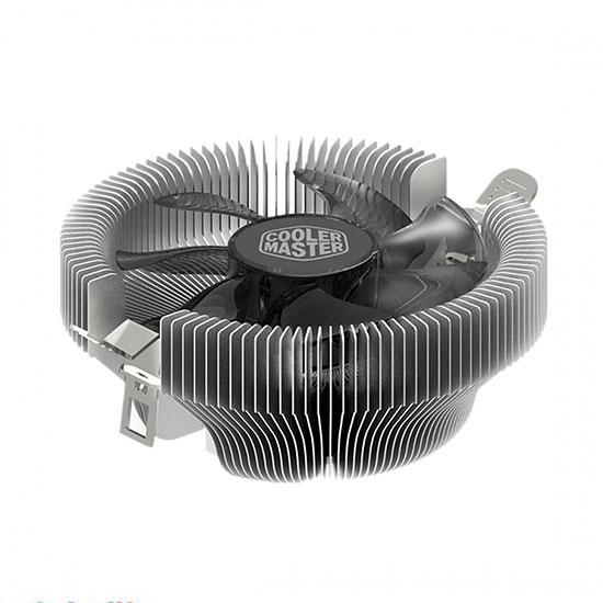 خنک کننده پردازنده کولر مستر مدل Z50