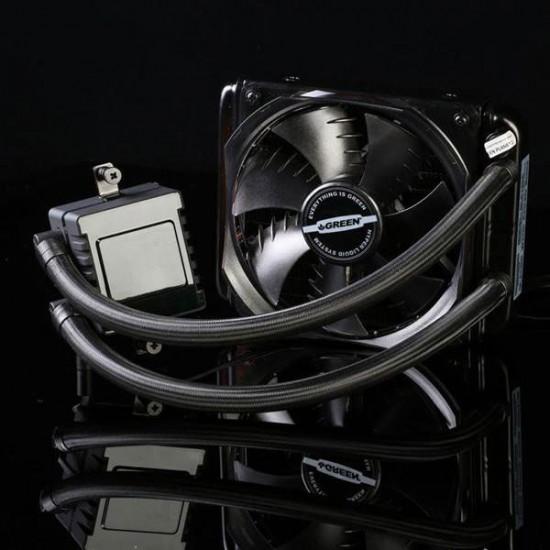 سیستم خنک کننده آبی گرین مدل GLC Glacier 120-EVO