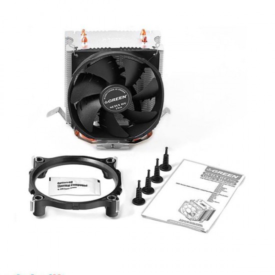 سیستم خنک کننده بادی گرین مدل NOTUS 100-PWM
