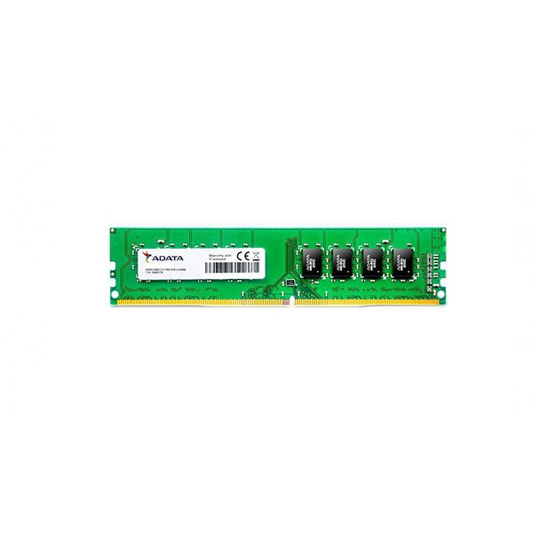 رم کامپيوتر Adata مدل Premier DDR4 4GB 2400MHz CL17 ظرفيت 4 گيگابايت