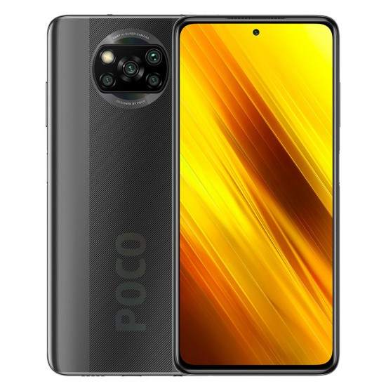 گوشی Poco X3 شیائومی با ظرفیت 128 گیگابایت و رم 6 گیگابایت