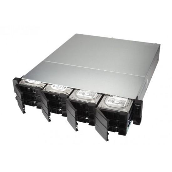 ذخیره ساز تحت شبکه QNAP مدل TS-1231XU-RP-4G