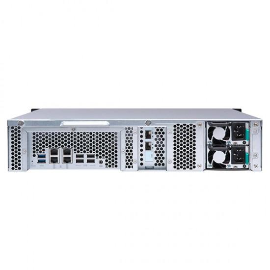 ذخیره ساز تحت شبکه Qnap مدل TS-1273U-RP-8G