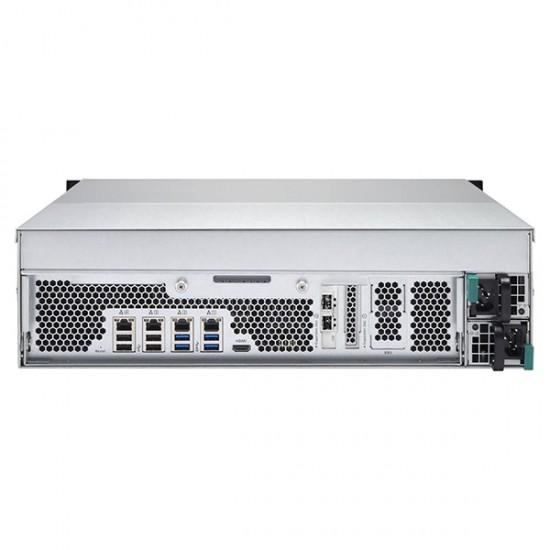 ذخیره ساز تحت شبکه Qnap مدل TS-EC1680U-E3-4GE-R2