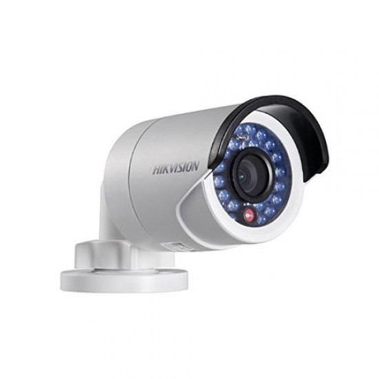 دوربین Mini Bullet تحت شبکه 5 مگاپیکسلی Hikvision مدل DS-2CD2052-I