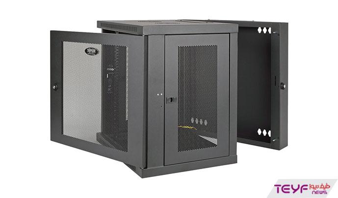 تصویر از آشنایی کامل با رک شبکه های کامپیوتری